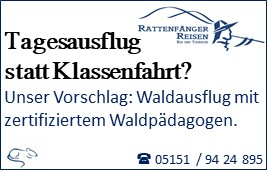 Tagesausflug statt Klassenfahrt - Waldausflug mit zertifiziertem Waldpädagogen