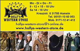 Hollys Western Store in Tündern